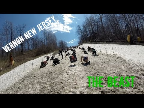 Spartan Race Beast Mountain Creek Vernon NJ