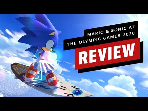 List Of Winter Olympic Sports 2020.Mario And Sonic At The Olympic Games Tokyo 2020 Review