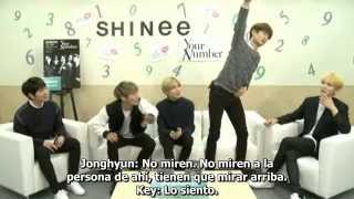 Gambar cover [Sub Español] 150312 SHINee 'Your Number' Special Event - UStream