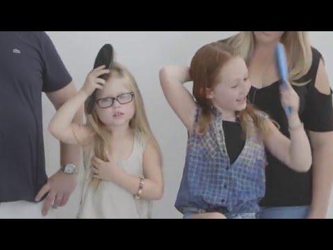 Wet Brush - The Family Loves It!