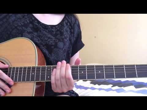Moving Mountains - Skylar Grey | Guitar Tutorial