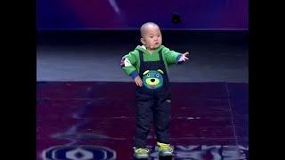 Смешное видео -  как дети танцуют из разных стран!!!/ Попробуй не улыбнись, это нужно увидеть))))))