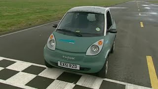 Ford Think review | Top Gear | BBC
