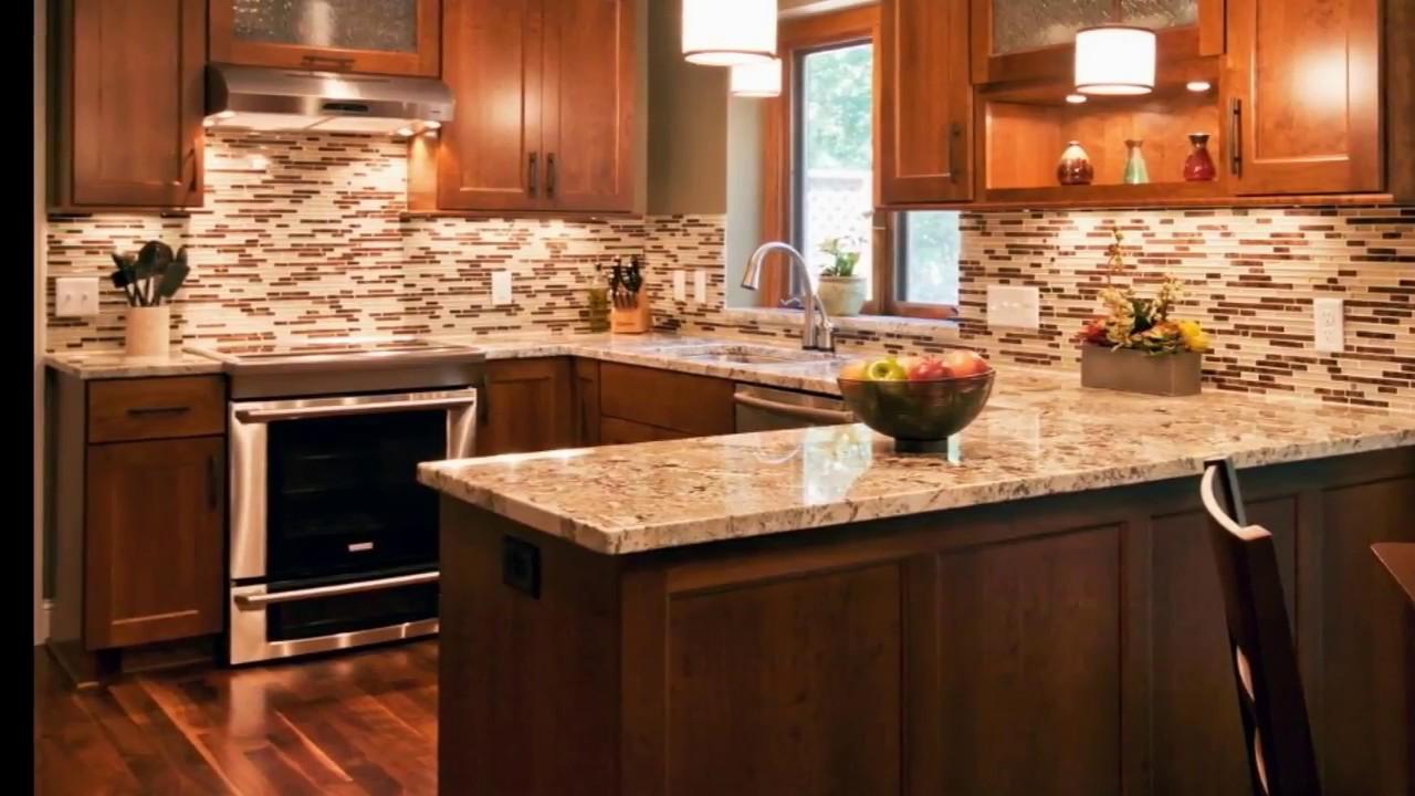 Simple Kitchen Backsplash Design Ideas Youtube