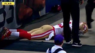 Reggie Bush Slips on Concrete, Tears ACL