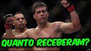 SALÁRIOS UFC BELÉM (UFC MACHIDA VS ANDERS)