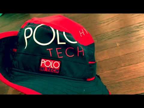 Blake Loington POLO HI TECH Bucket Hat Review - YouTube a9bd2b86866