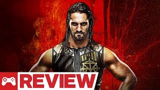 WWE 2K18 Review