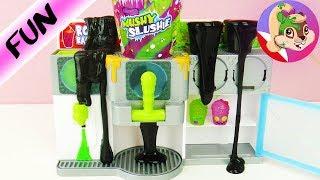MUSHIE SLUSHIE - maszyna do zabawy glutkami i obrzydliwe owoce