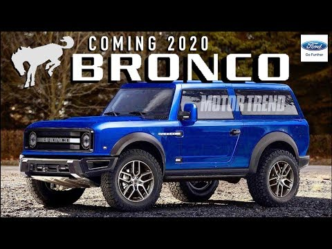 2020 Ford Bronco: NEW SECRETS REVEALED (New Info & Everything We Know)