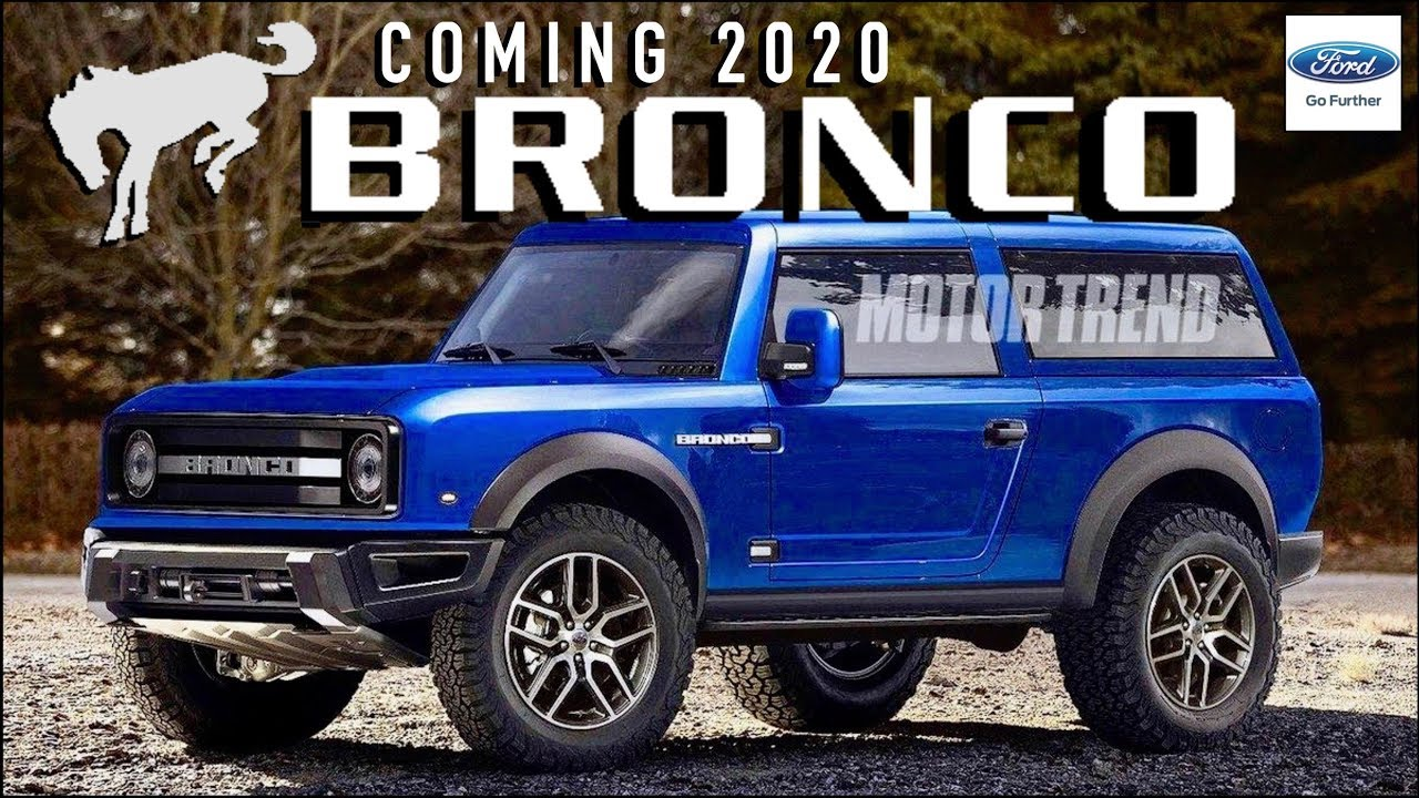 2020 Ford Bronco: NEW SECRETS REVEALED (New Info & Everything We Know) - YouTube