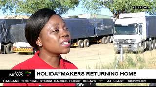 vuclip UPDATE: Lesotho border post traffic update