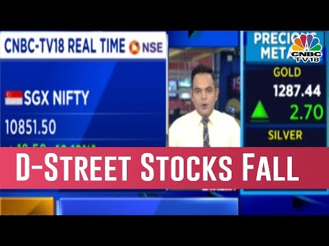 Dalal Street Stocks Pulled Down Lower By Auto And Metal Stocks, Sensex-Nifty Fall | Power Breakfast