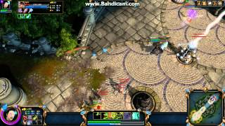 Rise of Immortals Battle for Graxia Ustat Gameplay (HD)