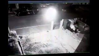 Aterrizaje OVNI en el jardín en Doncaster, South Yorkshire