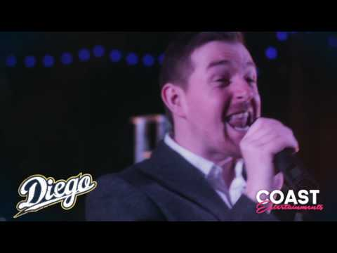 Diego Wedding & Function Band Scotland - Promo Video (1) 2017 (Covers Medley)