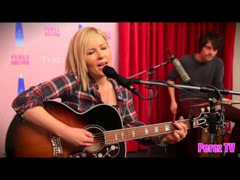 "Dido - ""No Freedom"" (Acoustic Perez Hilton Performance)"