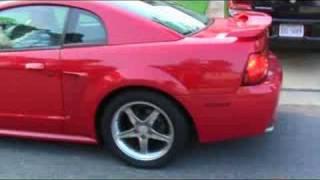 2003 v6 mustang exhaust clip