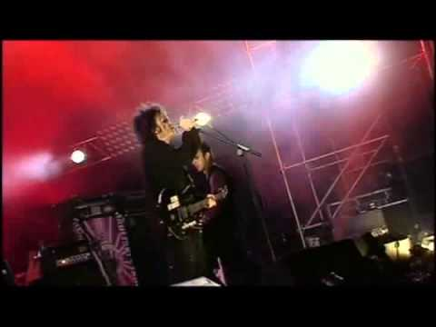 The Cure - Disintegration (Festival 2005)