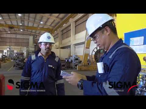 SIGMA Oilfield And Engineering