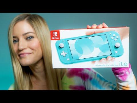 Finally got the Nintendo Switch Lite!!!