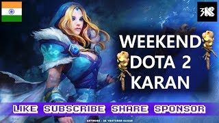 Dota 2 Stream: ONLY SUPPORT HEROES - WOAH WOAH WOAH...