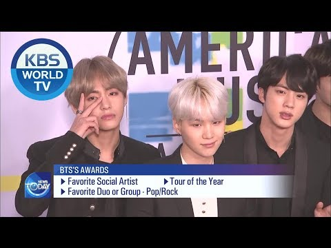 Parasite / BTS / Weather / Economy [KBS WORLD News Today / ENG / 2019.11.27]