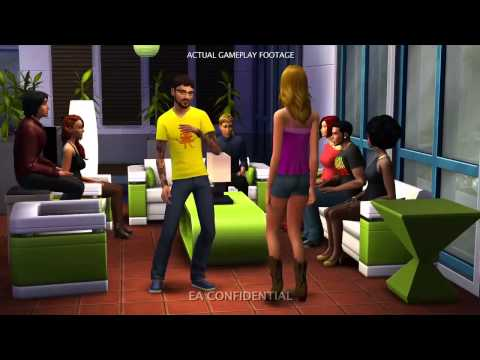 The Sims 4: Leaked Video Compilation (Beta Dev Footage)