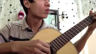 Dem thanh vo cung guitar