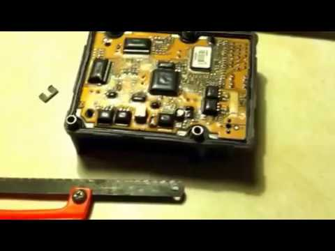 Abs Module Repair >> 1997 Jeep Grand Cherokee Abs Pump Control Module Repair P Youtube