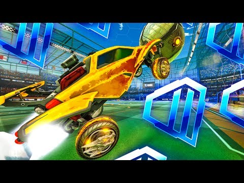 FIGHTING FOR ROCKET LEAGUE RANKS!