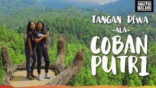 Coban Putri Batu Malang Jawa Timur