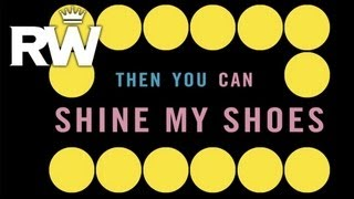 Robbie Williams | Shine My Shoes (Official Lyric Video)
