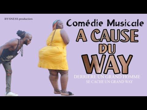 comedie musicale A CAUSE DE WAY