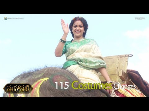 Keerthy Suresh Becomes Mahanati Savitri   #MahanatiForever   Nag Ashwin Mp3