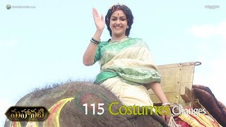 Keerthy Suresh Becomes Mahanati Savitri | #MahanatiForever | Nag Ashwin