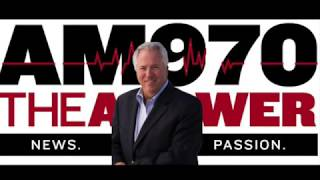 WNYM AM970 The Answer New York - John Gambling Retirement - Final Show - September 16 2016