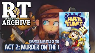 RTGame Archive: A Hat in Time