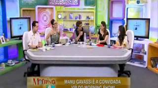 Manu Gavassi no Morning Show - Parte 1