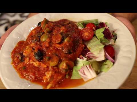 Red Snapper Livornese: Cookin' in Brooklyn with Danny Milano