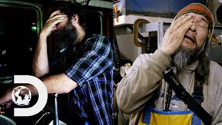 """Lady Alaska Is A Jinx. A Jinx"" 