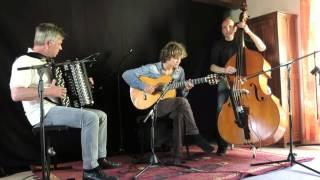 Trio Viatge, première répétition