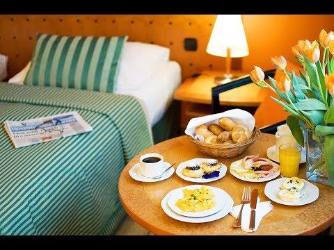 Завтрак в отеле Sanya City Link 3*