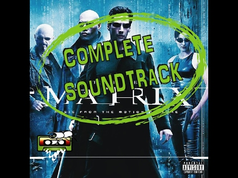 The Matrix Complete Soundtrack