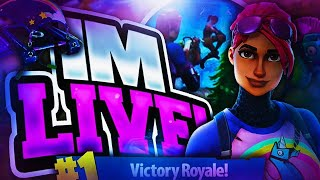 -Fortnite- 🔴LIVE WIN THE BATTLE PASS
