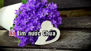 Karaoke - Bổn Phận Của Con - Hạnh Nhi
