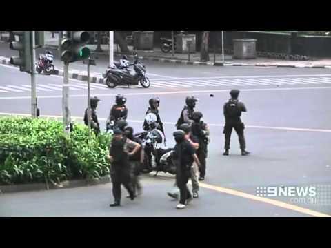 Jakarta Terror | 9 News Perth