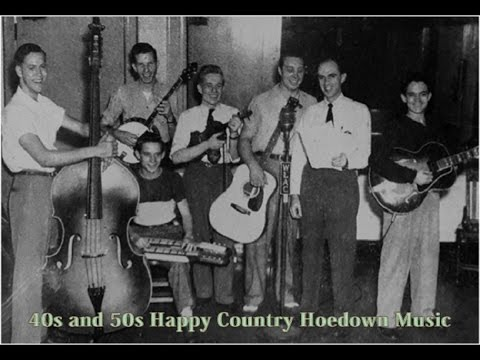 40s & 50s  RocknRoll Country Style.