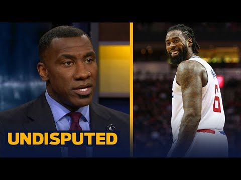 Shannon Sharpe: DeAndre Jordan needs to be in Cleveland | UNDISPUTED