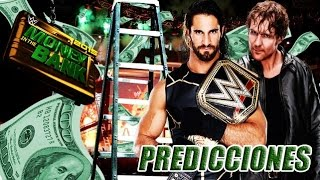 Predicciones WWE Money in the Bank 2015 Loquendo (SL3000)